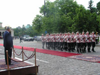State Visit to the Republic of Bulgaria 25.-27.05.2005